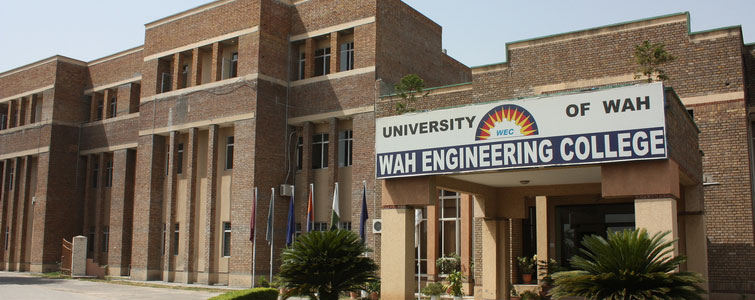 Wah Engineering College